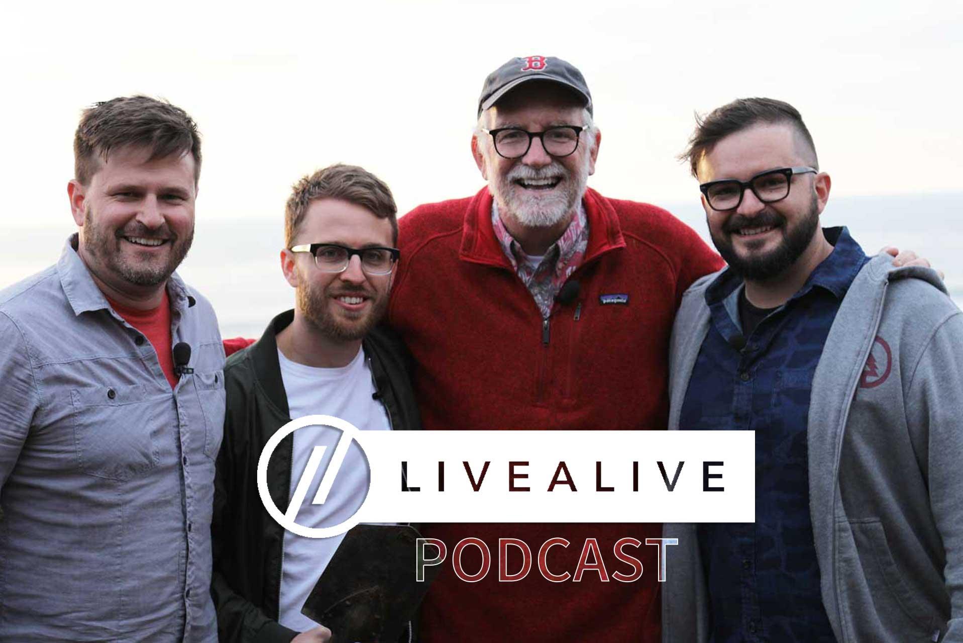 Bob Goff - Live Alive Podcast