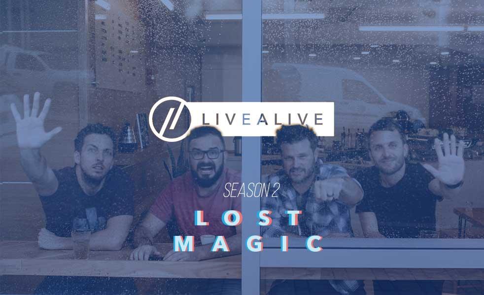 Lost Magic Podcast