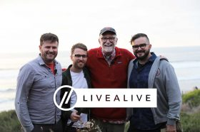 Live Alive Podcast with Bob Goff