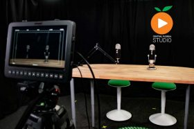 Our Podcast / Youtube Studio in Orlando